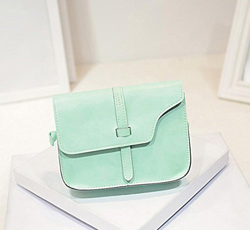 Handbag Femme Faux De Main Cuir Vert À Pochette Fille Hcfkj Tote En Sac Bandoulière XwZz7xYq