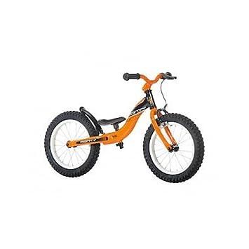 Monty - Vélo enfant MONTY 104 18 pouces (Jaune): Amazon.es ...