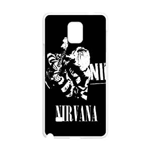 Nirvana Band For Samsung Galaxy Note 4 Custom Cell Phone Case Cover 96II655418