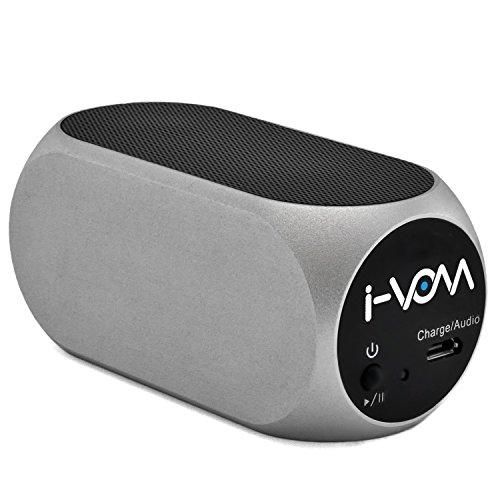 JYTECH Portable wireless bluetooth speaker, Mini stereo speaker for iPhone / iPad / iPod / MP3 Player / Laptop
