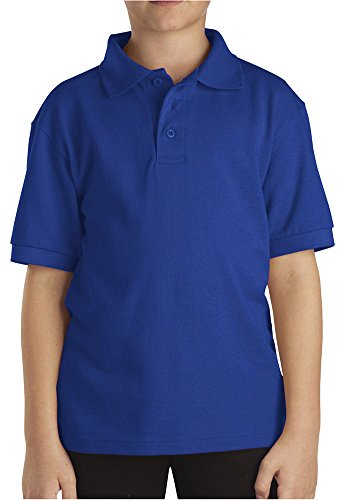 dickies-drop-ship-boys-short-sleeve-performance-polo-xl-royal-blue