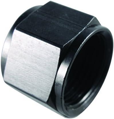 Fragola 492903BL Black Size 3 Flare Cap