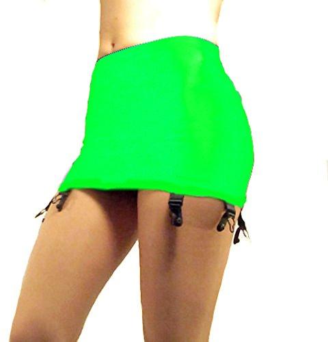 c1aec068c89 Madame Fantasy High Waisted Flo Spandex Suspender Belt  Amazon.co.uk   Clothing
