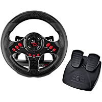 Subsonic SV400 Universal Racing Wheel with Pedals for PS4 & Xbox One