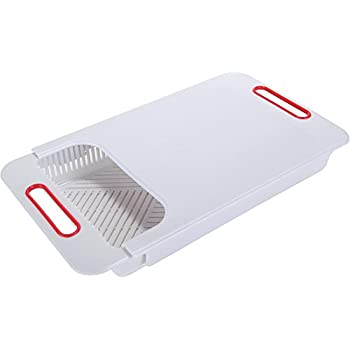 Amazon Com Home X Over The Sink Cutting Board Adjustable