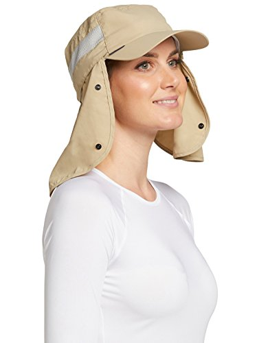 Solbari UPF 50+ Womens Sun Protection Ultimate Sun Hat - Beige - UV Protection, Sun - Ultimate Sun Hat