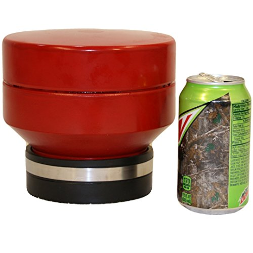 MJR Tumblers Dual Barrel 12 LB Rock Tumbler with Grit Kit by MJR Tumblers (Image #3)