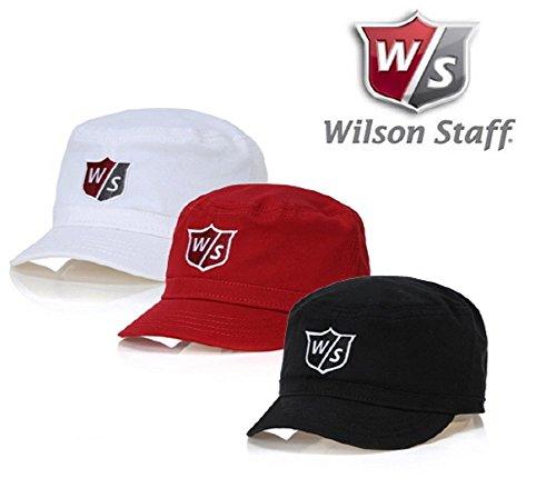 Wilson Tour Hat (Wilson Staff FG Tour Engineer Hat(Black,)