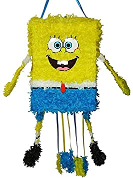 DISBACANAL Piñata Bob Esponja 3D