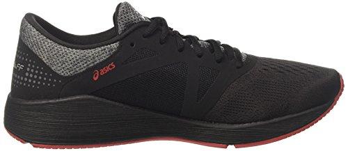 Noir 9097 Roadhawk 41 Asics Carbon Red EU Compétition Chaussures Homme Black Running FF 5 Noir de Classic APdPxBa