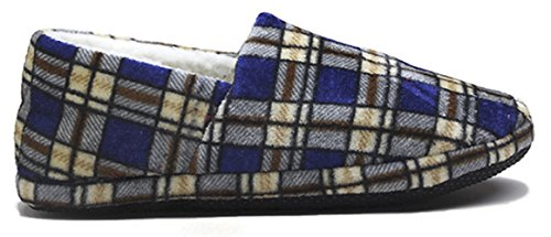 Snookiz Microwave Heated Slippers for Women (Large, Flannel (Microwave Heated Slippers)