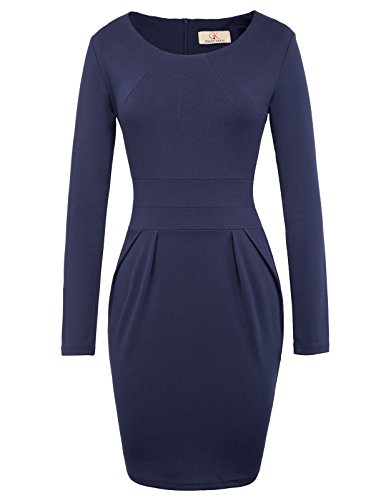 Womens Official Business Bodycon Pencil