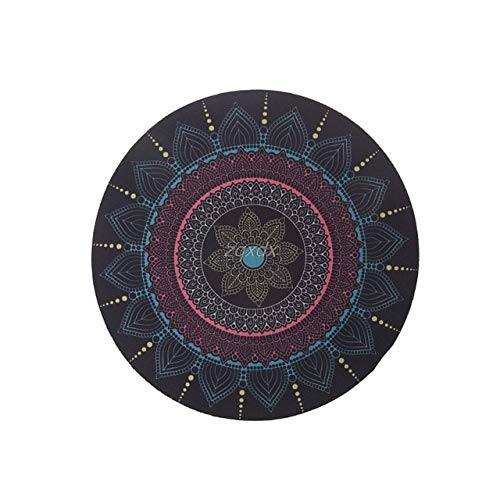 Value-5-Star - Vintage Bohemian Round Computer 3D Carpet Mouse Pad Mat Mousepad Anti Slip Z09 from Value★5★Star