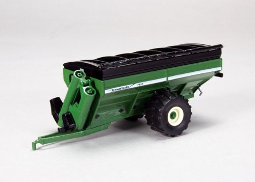 (Spec Cast 1/64th Unverferth 1110 Grain Cart with Flotation Tires in)