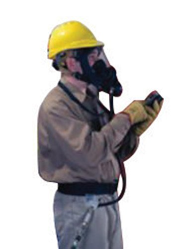 MSA 10081171 PremAire Cadet Supplied Air Respirator, Medium by MSA