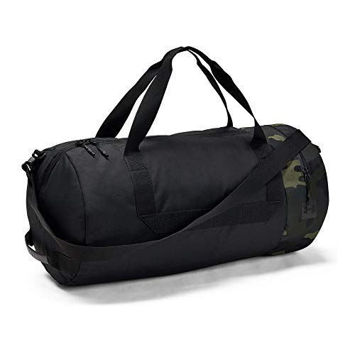 Under Armour Lifestyle Duffel, Black (001)/Black, One Size