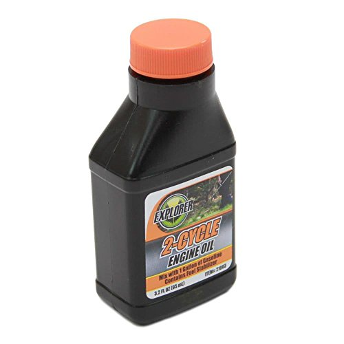 2 Cycle Oil Ratio - EXPLORER 2 Cycle Engine Oil Case of 24/3.2 OZ