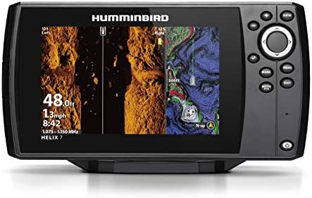 Humminbird HELIX 7 Fishfinder 410950-1NAV, CHIRP MSI GPS G3 with Navionics Card
