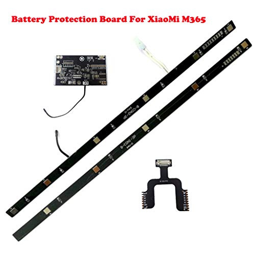 (kitt Xiaomi M365 Electric Scooter Battery Protection Parts, Battery Protection Board Management System Repair Original BMS Circuit Board)