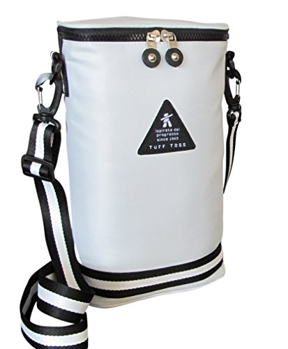 Price comparison product image Wine Carrier: Insulated Lunch Bag: Baby Bottle Bag: Sleek To Carry or Wear