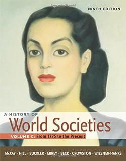 Amazon a history of world societies volume c 1775 to the a history of world societies volume c 1775 to the present fandeluxe Choice Image