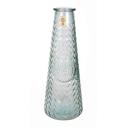 INNA-Glas Set 2 x Botella de Vidrio ILINCA, con diseño ...