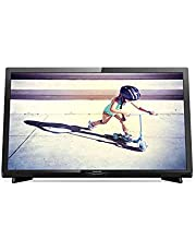 Philips 4200 24PFT4233/98 24-Inch 1080 DVB-T/T2 Full HD Ultra Slim LED TV, Black