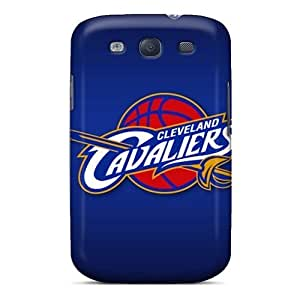 Hot Cleveland Cavaliers First Grade Tpu Phone Case For Galaxy S3 Case Cover
