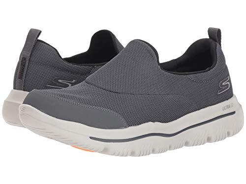 [SKECHERS(スケッチャーズ)] メンズスニーカー?ランニングシューズ?靴 Go Walk Evolution Ultra 54730 Charcoal/Black 7 (25cm) D - Medium
