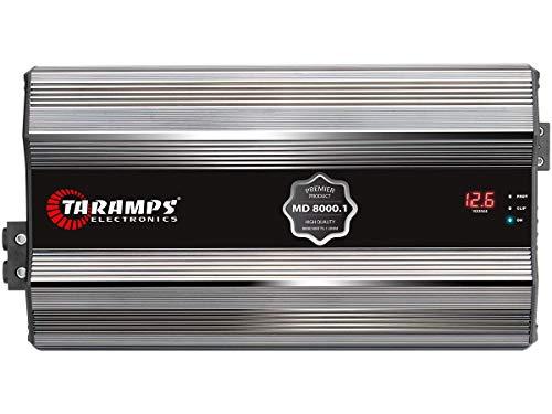 Módulo Amplificador Automotivo, Taramps, MD8000.1 Premier, Módulos e Amplificadores