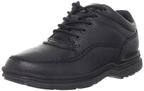 Rockport Women's WT Classic Walking Shoe,Black,6 M US