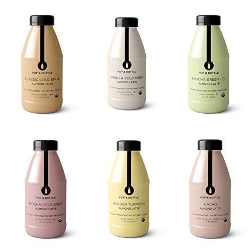Pop Bottle Superfood Almond Latte product image