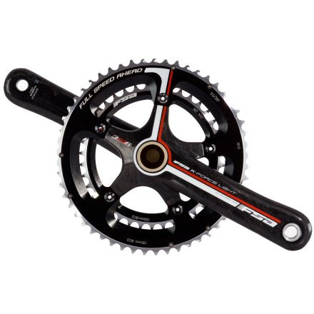 FSA K-Force Light Evo 386 Carbon Crankset One Color, 170mm 39/53