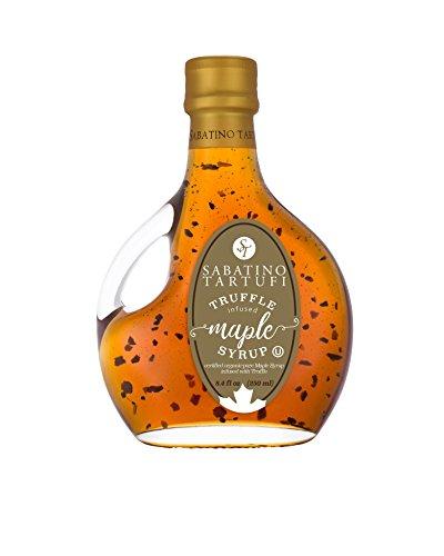 (Sabatino Tartufi Truffle Infused Maple Syrup, 8.4 Ounce)