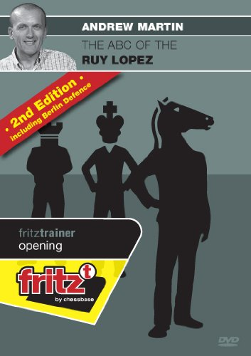 The ABC of the Ruy Lopez  2nd Edition - Chess Opening Software