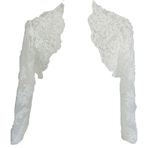 Ivory Cropped Jacket - 9