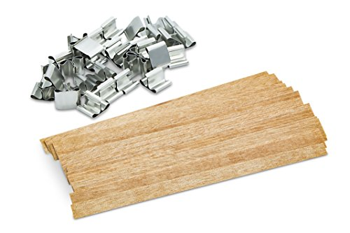 homepal-wood-wicks-for-candle-making-with-paraffin-or-soy-wax-diy-59-inch-15cm-length-50-pieces