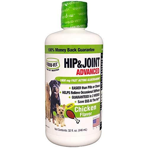 Liquid-Vet K9 Hip & Joint Advanced Formulas