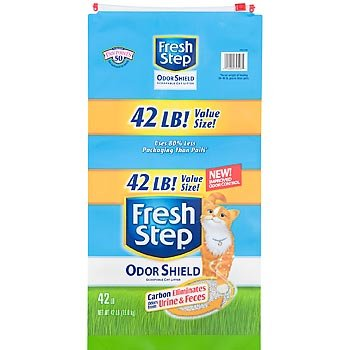 Fresh Step Premium Scoopable Clumping Cat Litter, My Pet Supplies
