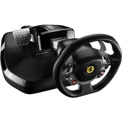 Guillemot Ferrari Vibration GT Cockpit 458 Italia Edition