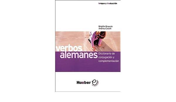 Verbos alemanes.: Geert Molenberghs: 9783190016983: Amazon ...