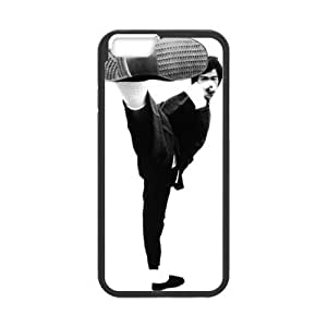 iPhone 6 Case, [Bruce Lee] iPhone 6 (4.7) Case Custom Durable Case Cover for iPhone6 TPU case(Laser Technology)