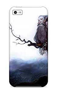 Evelyn C. Wingfield's Shop Best Premium Demon Fairy Back Cover Snap On Case For Iphone 5c 6090330K44360033