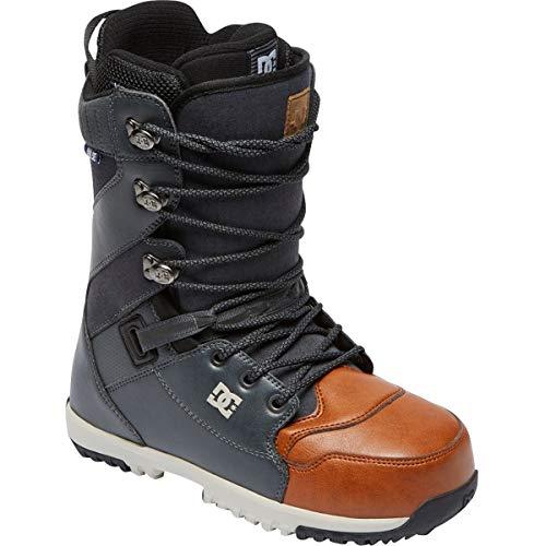 DC Mutiny Snowboard Boots Dark Shadow Mens Sz 9 (Size 9 Snowboard Boots)