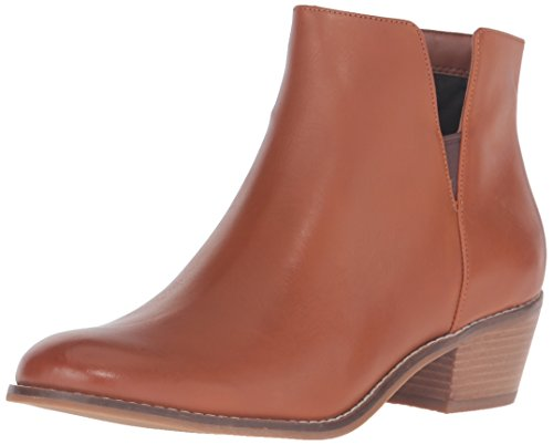 Acorn Suede Boot - Cole Haan Women's Abbot Ankle Bootie, Acorn Leather, 10 B US