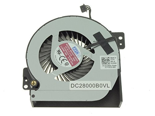 New Cooling Cooler Fan Replacement for Dell Precision M6700 Graphics Cooling Fan - Small Fan P/N:CJ0RW 0CJ0RW DC28000B0SL BATA0716R5H