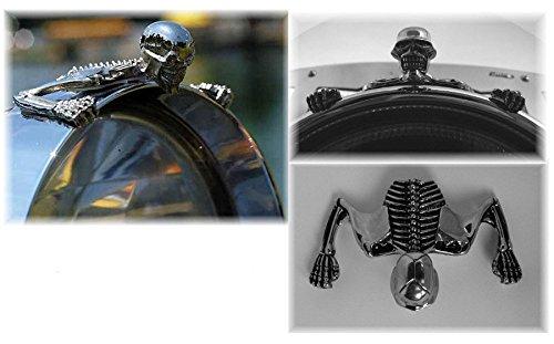 Skelett fü r Motorrad Highway Hawk, kleines Modell AMT CUSTOM 35/66-84145