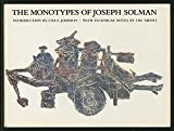 img - for The Monotypes of Joseph Solman by Joseph Solman (1977-06-03) book / textbook / text book