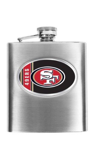 NFL San Francisco 49ers Hip Flask