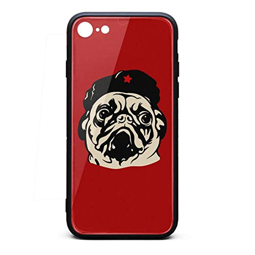 BoDu Phone 6 case Phone 6s Case Obey The Pug Che Guevaras TPU Protective Shockproof for Phone 6/6s
